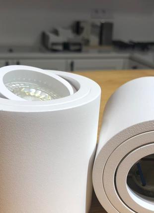 Накладной точечный светильник-цилиндр DCL8085