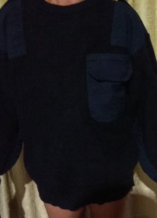 Продам свитер охранника мужской.