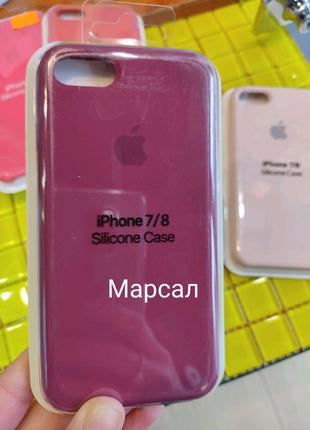 Чехол original case iPhone 7 8 SE