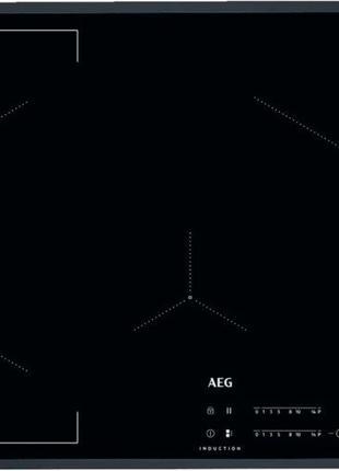 Варочная поверхность индукционная AEG IKE74441FB