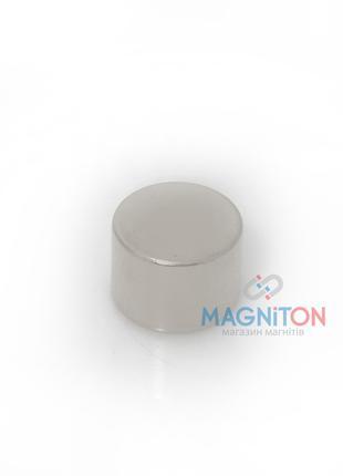 Неодимовый магнит шайба 14х10 мм