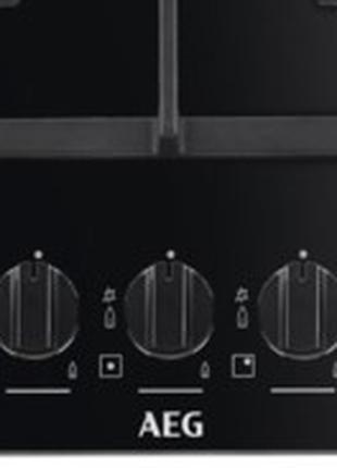 Варочная поверхность газовая AEG HKB75540NB