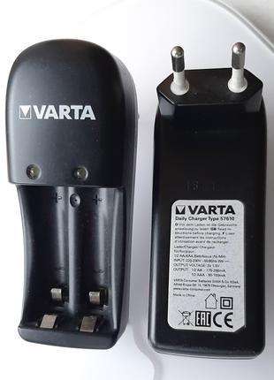 Зарядное устройство VARTA для аккумуляторов АА ААА