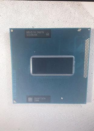 Процесор Intel Core i7-3610QM 6M 3,3GHz SR0MN G2/rPGA988B(б/у)
