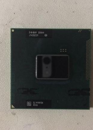 Процесор Intel Core i5-2540M 3M 3,3GHz SR044 Socket G2/rPGA988B