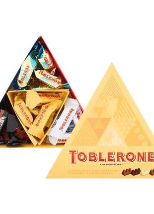 Подарочный набор Toblerone 200г