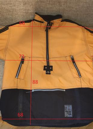 """Осенне-весенняя ветрозащитная куртка(анорак) """"Tokka Tribe"""""""