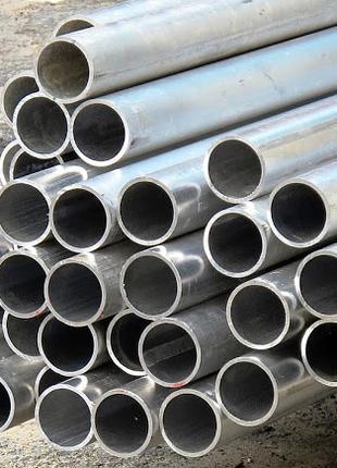 Алюминиевая труба (круглая) 48х6мм АД31 / АД0