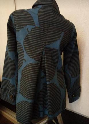 Осенняя теплая куртка, короткий плащ пальто boden