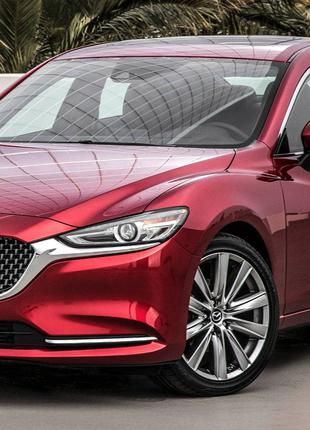 Кузовные запчасти и оптика Mazda 6 2020г.