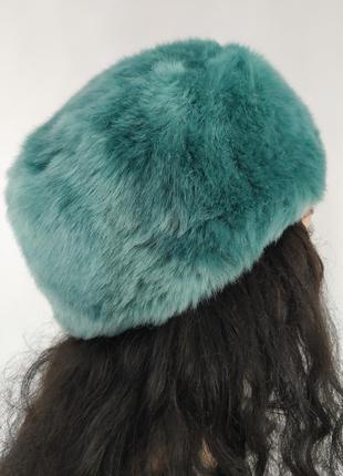 Меховая шапка кубанка из искусственного меха boden