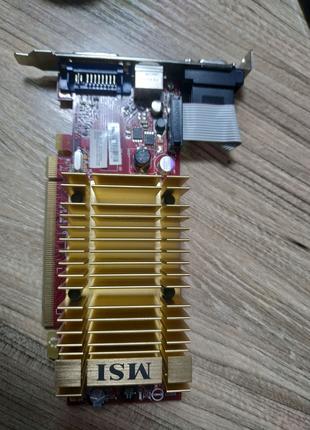 MSI rx2400pro 256mb 64bit