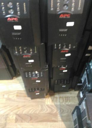 ИБП 1000VA APC Smart-UPS 1000 количество!!!