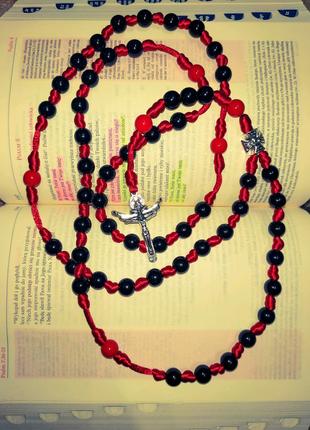 Вервиця, розарій, rosario, różaniec