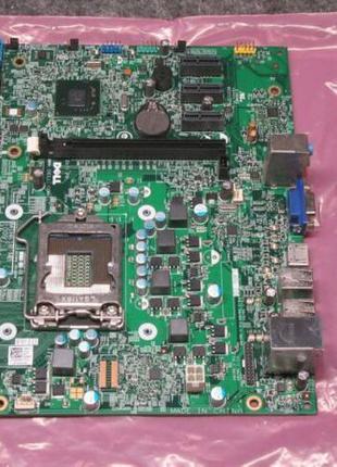 Материнская плата S1155 Dell MIH61R-MB