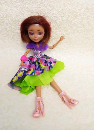 Кукла шарнирная, аналог ever after high