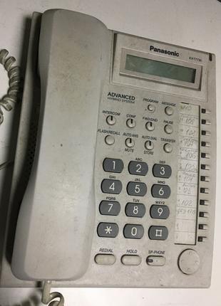 Системный телефон Panasonic KX-T7730 для мини АТС