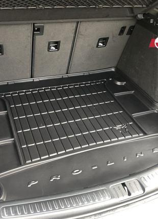 3D Коврик в багажник FROGUM Peugeot 2008 3008 5008 308 SW 508 407