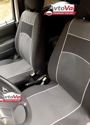 Авто чехли АВТОТКАНЬ ПОЛЬША Toyota Corolla Yaris Avensis Auris...