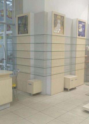 Продам торговую мебель