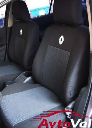 Модельные Чехли на сиденья Renault Megan Kangoo Lodgy Fluence ...