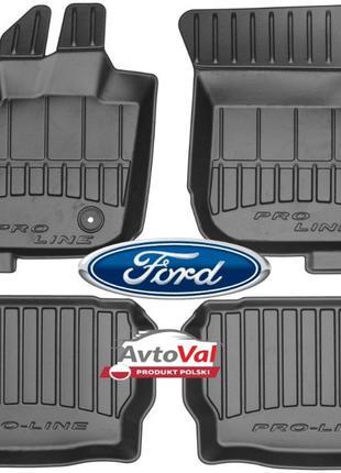 3D Коврики в авто Автомобильные Ford Форд Fusion USA Mondeo ПР...