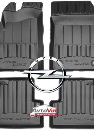 3D Коврики в авто Автомобильные Opel Corsa D E Insignia Zafira...