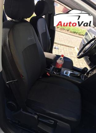 Авто Чехли Екокожа+Автоткань Seat Ibiza Leon Toledo Сеат Чохли