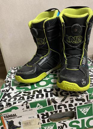 Ботинки сноуборд vandal