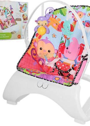 Кресло-качалка детская от рождения