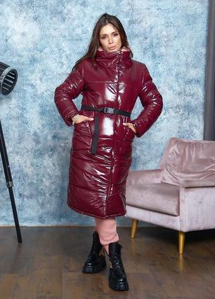 Пальто-одеяло в стиле оверсайз