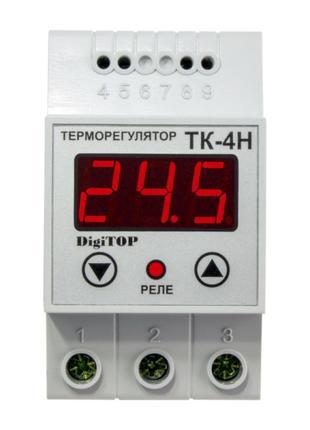 Терморегулятор - ТК-4Н Digitop