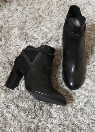 Красиві черевички minelli нат.шкіра/нат.замш р.41.