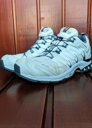 Трекинговые кроссовки salomon xa pro 3d ultra gore-tex