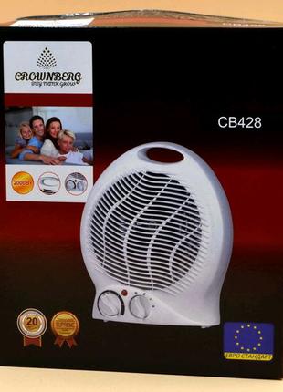 Тепловентилятор Crownberg