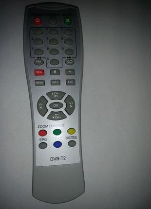Пульт для тюнера World Vision T40 (DVB-T2)