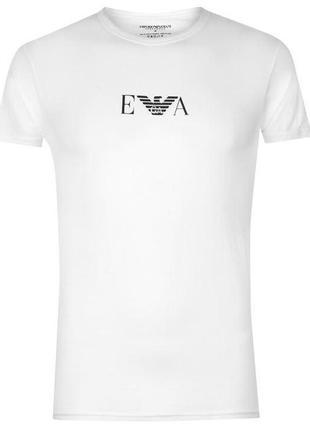 Футболка emporio armani underwear chest logo