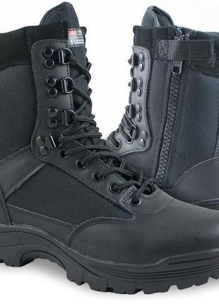 Ботинки mil-tec тактические на молнии