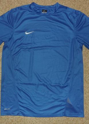 Тренировочная футболка nike dri-fit