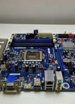 Материнска Плата S1156 Intel DH55TC