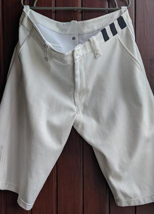 Шорты oversize adidas y-3 (yohji yamamoto)