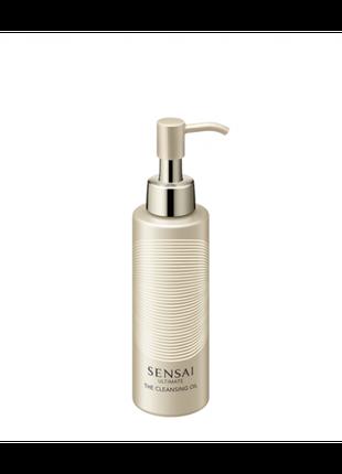 SENSAI (Kanebo) The Cleansing Oil масло для лица 150 мл
