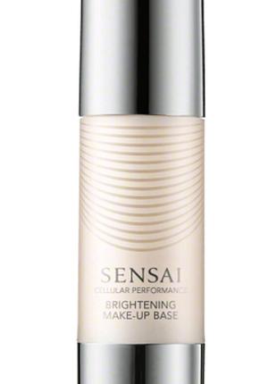 SENSAI (Kanebo) Brightening Make-Up Base основа под макияж 30 мл