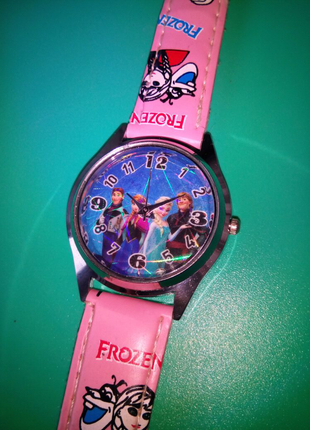 Часы наручные детские Frozen (Холодное сердце)
