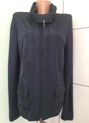 Кофта на молнии, куртка- кофта
