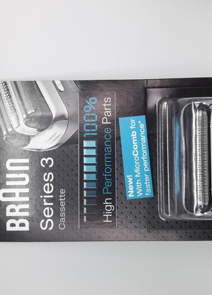 Ножевой блок сетка для бритвы браун (BRAUN) 21B, 32B, 32S