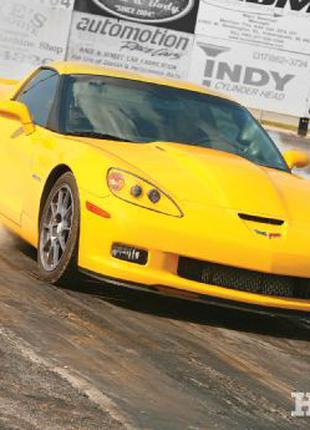 Chevrolet Corvette шевролет корвет спортивная машинка металл.