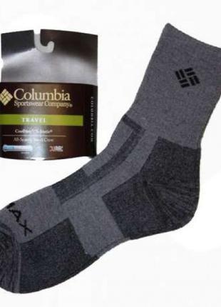 Термоноски Columbia низкие, размер универсальный: 38-45
