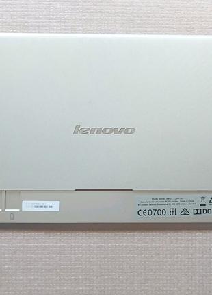 """🔥Крышка для Lenovo B8000 Yoga tablet 60046 10"""" Оригинал. Корпус"""