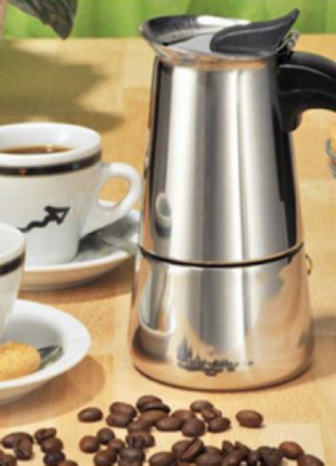 Гейзерная кофеварка Espresso Maker